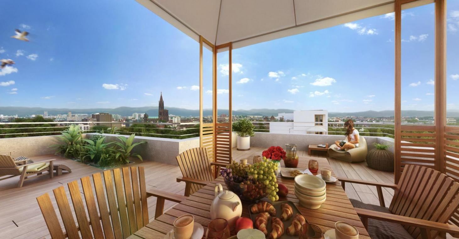 VIVACITY Strasbourg, programme immobilier neuf